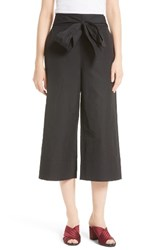 Kate Spade Women's New York Tie Front Culottes