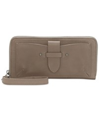 Lucky Brand Liza Wallet Brindle