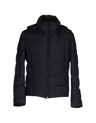 Calvaresi Down Jackets Dark Blue