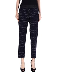 Thakoon Addition Casual Pants Dark Blue