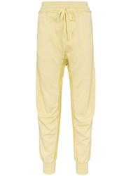 Haider Ackermann Moonshape Perth Track Trousers Yellow