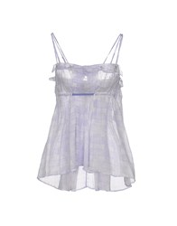 Marithe' F. Girbaud Marithe Francois Girbaud Topwear Tops Women White