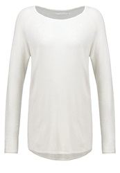 Only Onlmila Lacy Jumper Cloud Dancer Off White