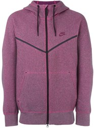 Nike Kim Jones Tech Fleece Hoodie Pink Purple