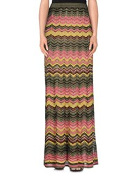M Missoni Skirts Long Skirts Women