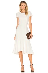 Amanda Uprichard Evalina Dress Ivory
