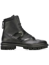 Dsquared2 Woody Boots Black