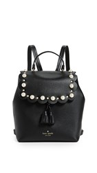 Kate Spade New York Hayes Street Pearl Teba Backpack Black