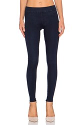 James Jeans James Twiggy Slip On Legging Blue Velvet