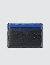 Loewe Rainbow Plain Card Holder Multicolor