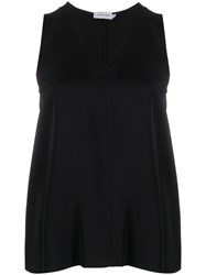 Calvin Klein Sleeveless Trapeze Top 60