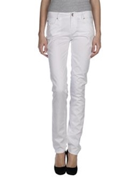 Liu Jeans Casual Pants White