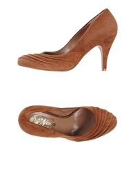Nora Pumps Camel