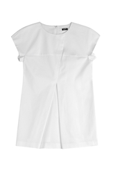 Jil Sander Stretch Cotton Blouse