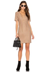 De Lacy Riley Dress Tan