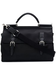 Dolce And Gabbana Classic Briefcase Black