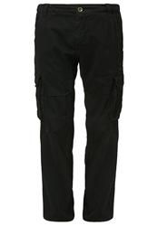 Alpha Industries Cargo Trousers Black