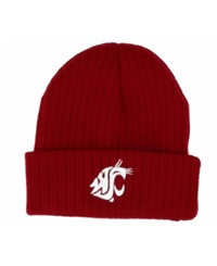 Top Of The World Washington State Cougars Campus Cuff Knit Hat Maroon