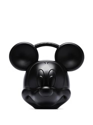 Gucci X Mickey Mouse Top Handle Bag Black