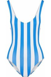 Solid And Striped The Anne Marie Swimsuit Azure