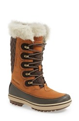Women's Helly Hansen 'Garibaldi' Waterproof Snow Boot Whiskey Espresso