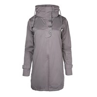 Protected Species Waterproof Parka Grey