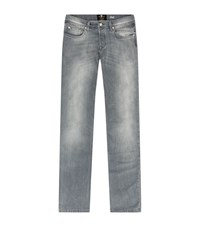 7 For All Mankind Chad Low Slim Jeans Male Grey