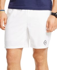 Polo Ralph Lauren Textured Dobby Running Shorts