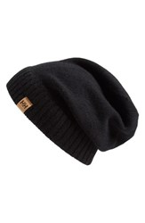 Women's Helly Hansen 'Crystal' Wool And Cashmere Beanie Black