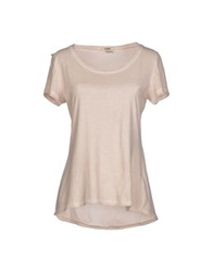 Freddy T Shirts Beige