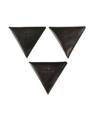 This Is Ground Coin Purses Black