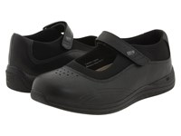 Drew Shoe Rose Black Stretch Shoes