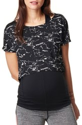 Noppies Women's Florien Cropped Maternity Layering Tee