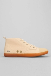 Gram 383G Canvas Sneaker Taupe