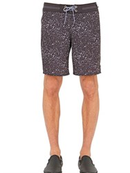 Reef 18 Floral Printed Stretch Board Shorts