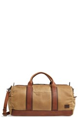 Frye Carter Duffel Bag Brown