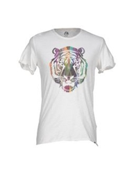 Jcolor T Shirts White