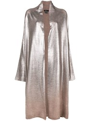 Avant Toi Metallic Coat
