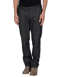 Vigano' Trousers Casual Trousers Men Steel Grey