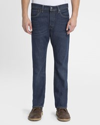 Levi's Blue 501 Stretch Jeans