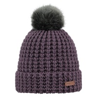 Barts Bonnie Beanie Hat One Size Prune