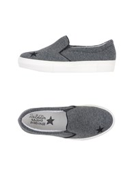 The Editor Footwear Low Tops And Trainers Women Grey