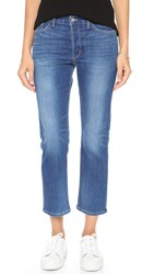 Siwy Jane B Crop Straight Jeans Live Wire