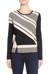 Women's Halogen Slit Hem Sweater