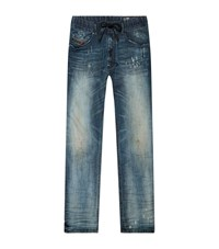 Diesel Narrot Jogg Jeans Male Blue