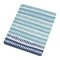 Scion Noukku Knitted Throw Marine