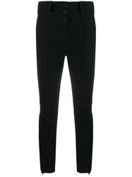 Ann Demeulemeester High Waist Fitted Trousers 60