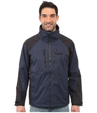 Jack Wolfskin Jasper Xt Jacket Night Blue Men's Coat Navy