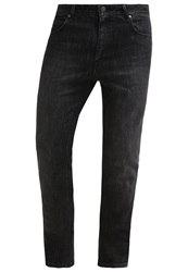 Kiomi Slim Fit Jeans Dark Grey Grey Denim