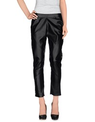 Jijil Trousers Casual Trousers Women Black